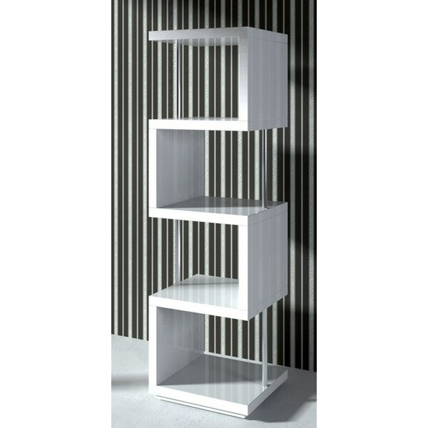 Belafonte Geometric Bookcase By Wade Logan