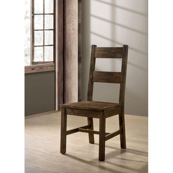 Brickhouse Dining Chair (Set of 2) by Loon Peak