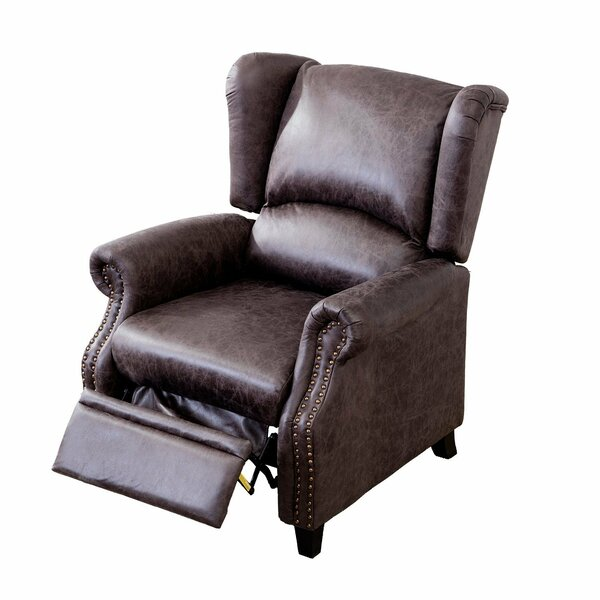 Griggs Manual Recliner by Winston Porter