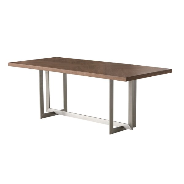 Bryan Dining Table by Orren Ellis