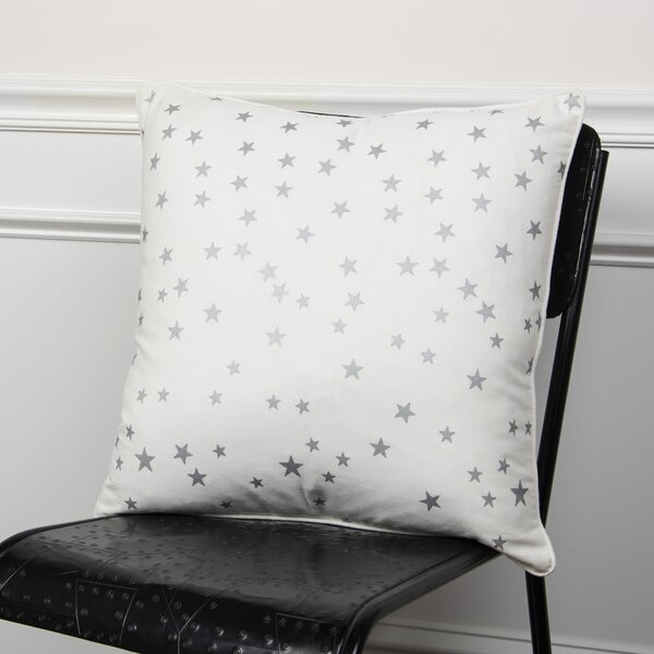 Juno Cotton Throw Pillow by Harriet Bee