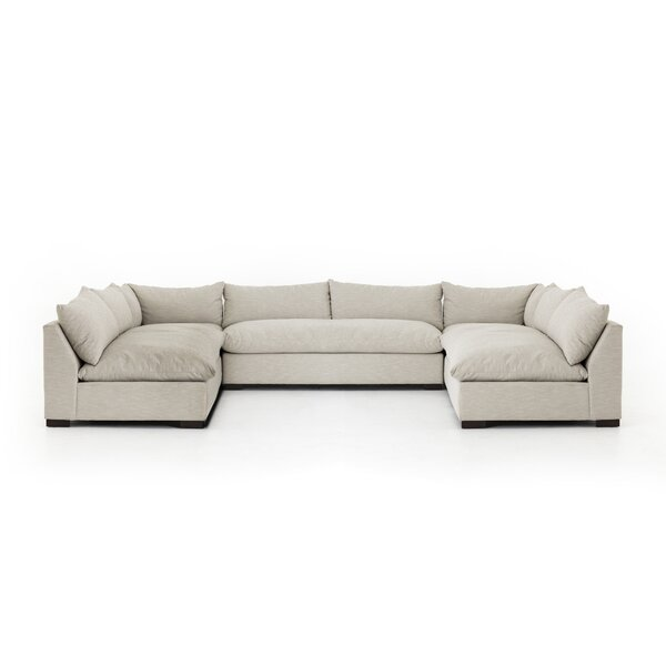 Southwold 5 Piece Sectional by Brayden Studio