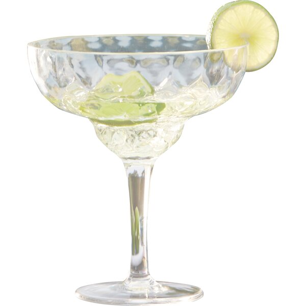 Granada 18.5 Plastic Cocktail Glasses (Set of 6) by Birch Lane™
