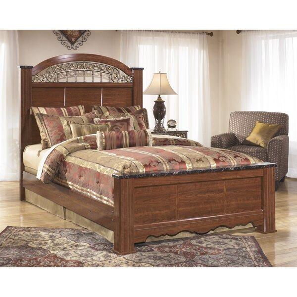 Samia Standard Bed by Fleur De Lis Living