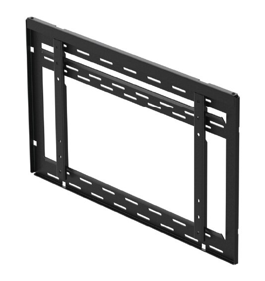 Ultra Thin Flat Universal Wall Mount for Screens by Peerless-AV