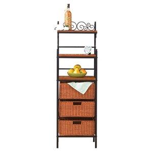 baker 39 s racks you 39 ll love wayfair. Black Bedroom Furniture Sets. Home Design Ideas