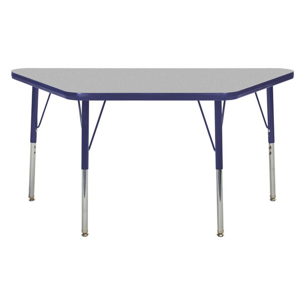 48 x 24 Trapezoidal Activity Table by ECR4kids