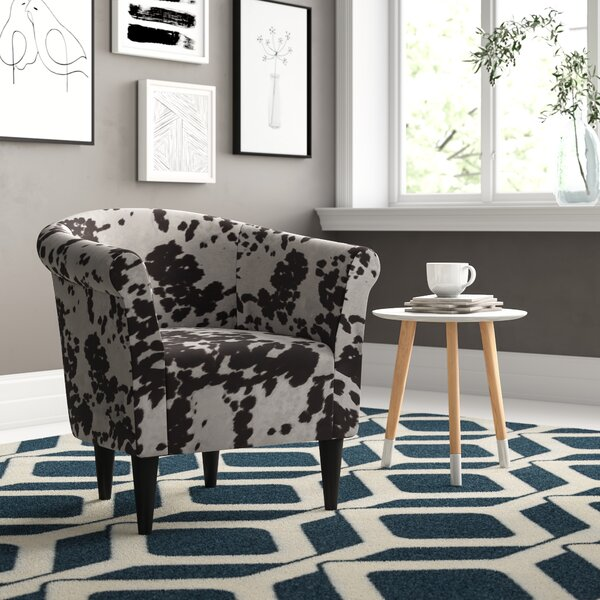Review Liam Barrel Chair