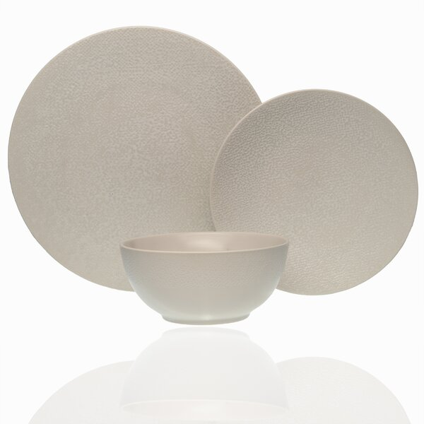 Matrix 18 Piece Dinner Set, Service for 6 (Set of