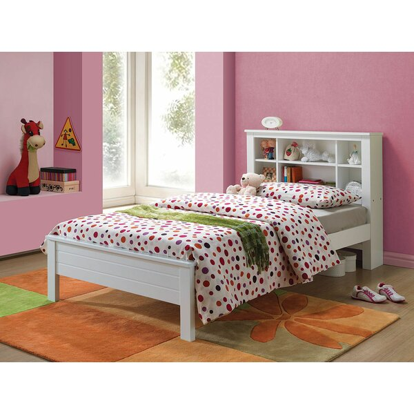 Olga Twin Panel Bed by Harriet Bee