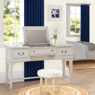 Ton Vanity Desk With Mirror