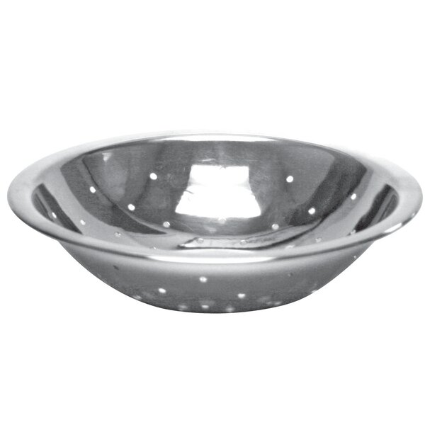 Perforated Stainless Steel Mixing Bowl (Set of 4) by TarHong