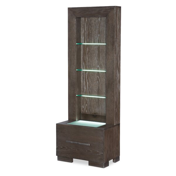 Seevers 1 Drawer Nightstand by Union Rustic