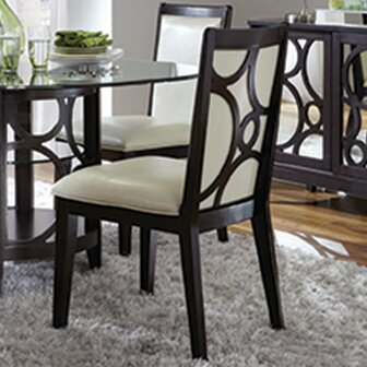 Aurelia Side Chair (Set of 2) by Latitude Run