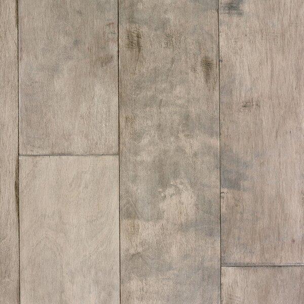 Patriot Plank 6 Engineered Birch Harwood Flooring in Beverly by Meritage Hardwood