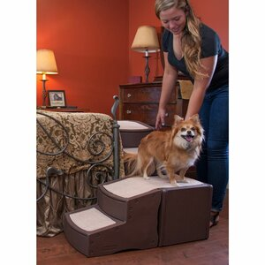 Easy Steps Bed Pet Stair