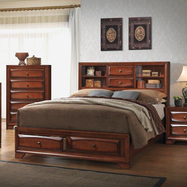 Yuvi Standard 6 Piece Bedroom Set by Winston Porter
