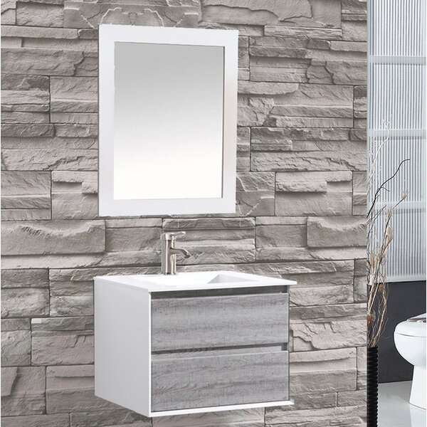 Pedersen 30 Single Sink Bathroom Vanity by Orren Ellis