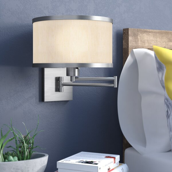 Cana Swing Arm Lamp by Latitude Run