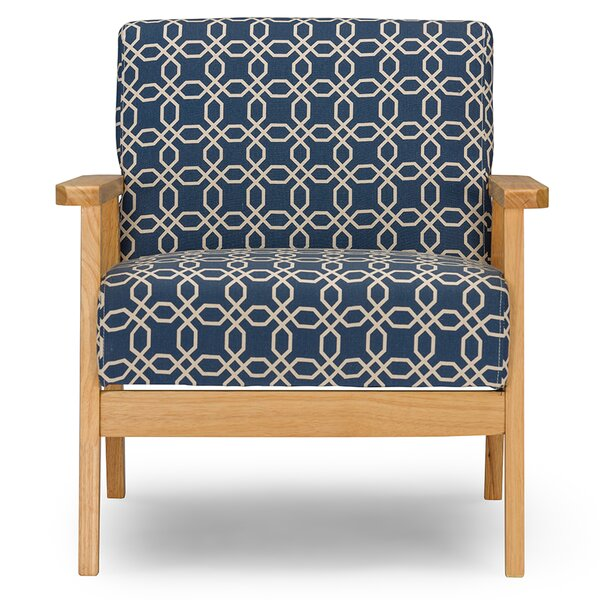 Mullens Armchair by Latitude Run