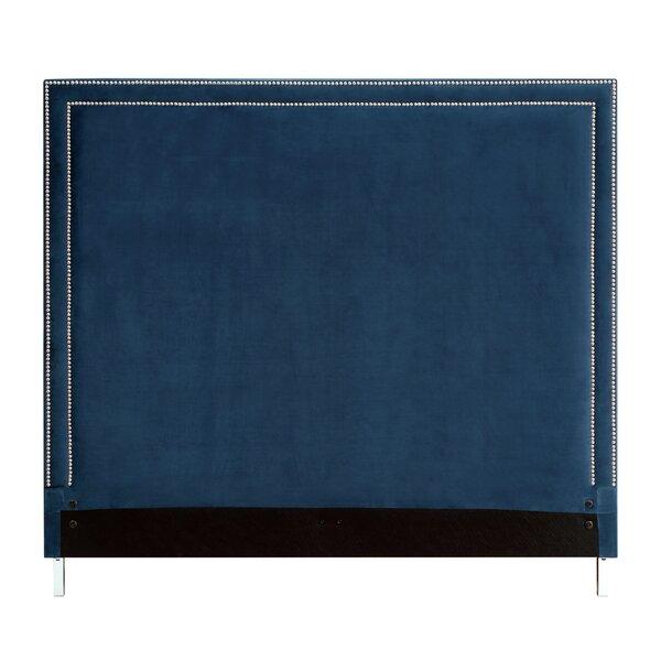 Dahms Upholstered Panel Headboard By Orren Ellis by Orren Ellis