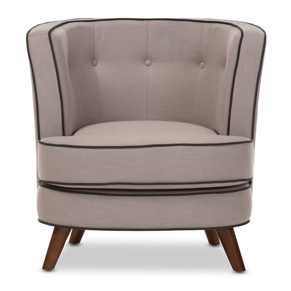 Michele Barrel Chair by Wholesale Interiors