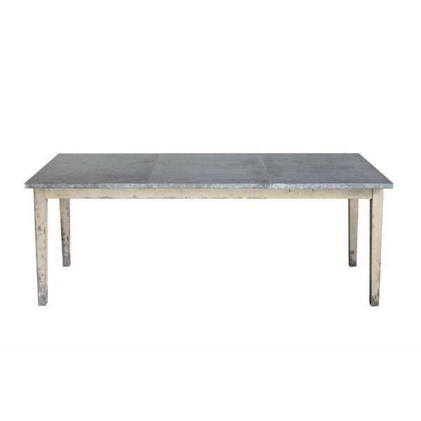Melgar Solid Wood Dining Table by Gracie Oaks