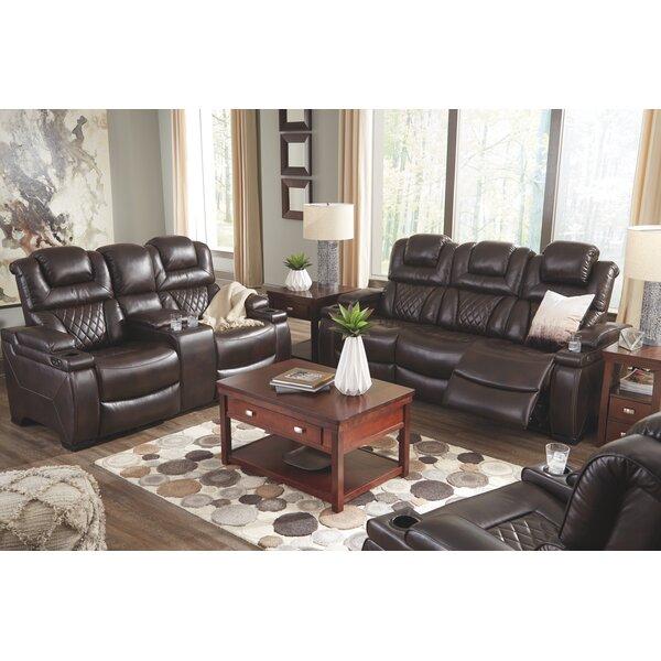 Mona Reclining Configurable Living Room Set by Red Barrel Studio