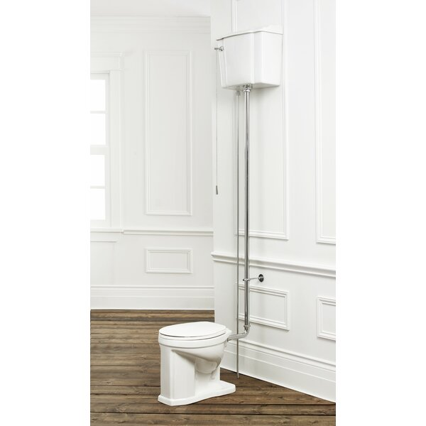 1.6 GPF Elongated Two-Piece Toilet by Cheviot Products