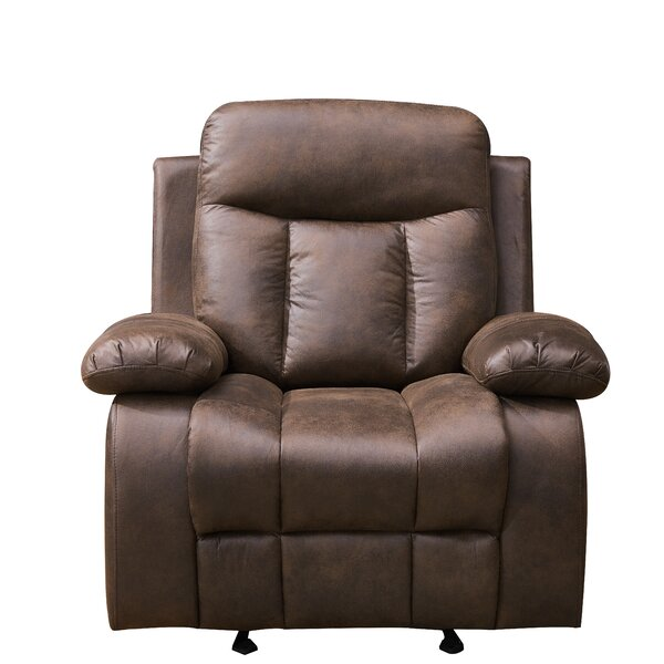 Geary Manual Rocker Recliner [Red Barrel Studio]