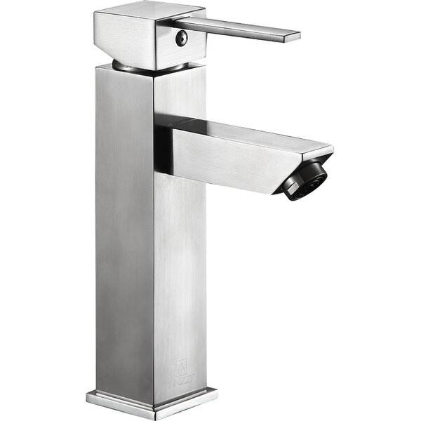 Pygmy Single Hole Bathroom Faucet by ANZZI