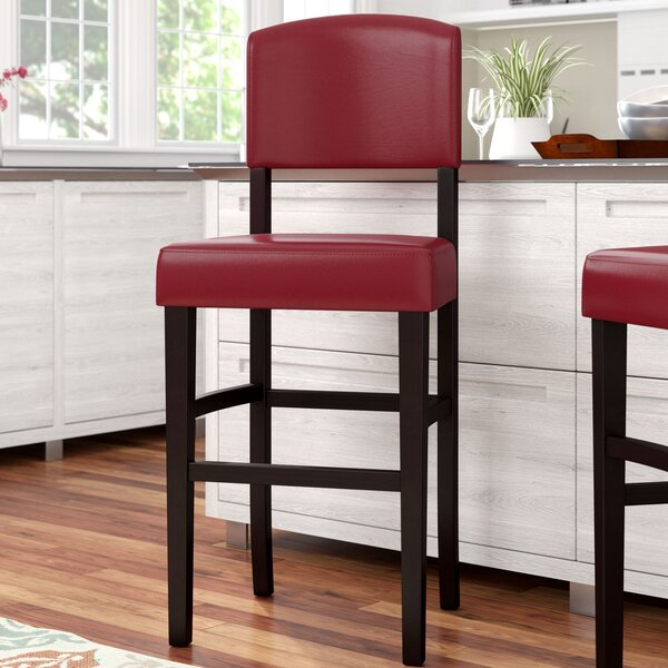 Caldwell Bar & Counter Stool by Red Barrel Studio