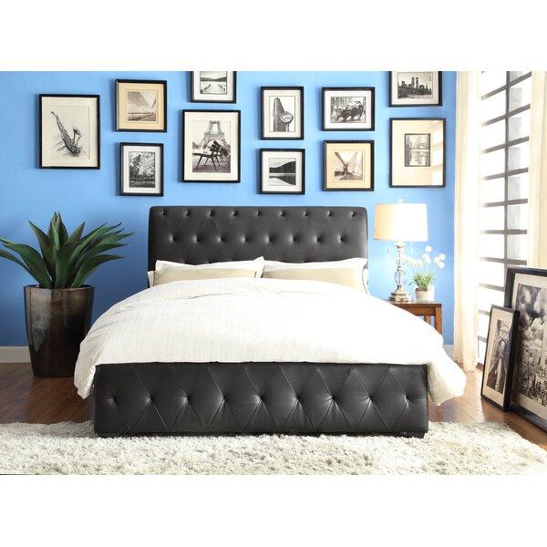 Richardson Upholstered Standard Bed by Charlton Home