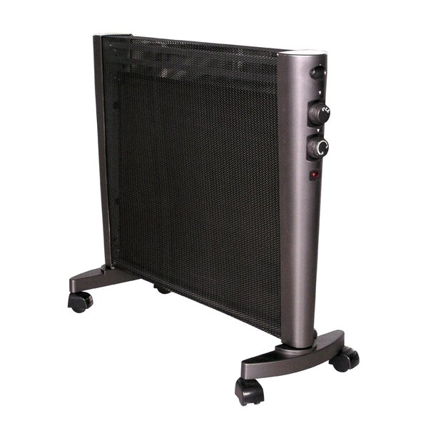 Portable Electric Convection Panel Heater by Optimus