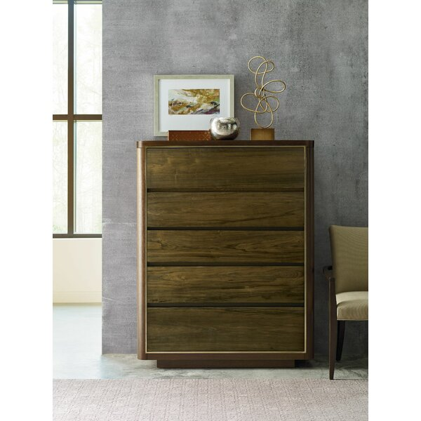 Taya 5 Drawer Dresser by Foundry Select
