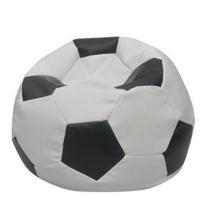 Soccer Bean Bag Chair by Red Barrel Studio