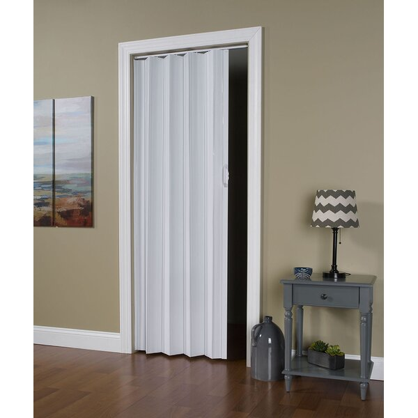 Homestyle Vinyl Accordion Interior Door by LTL Accordion Doors