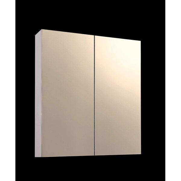 Nasir 24 x 30 Surface Mount Medicine Cabinet by Ebern Designs