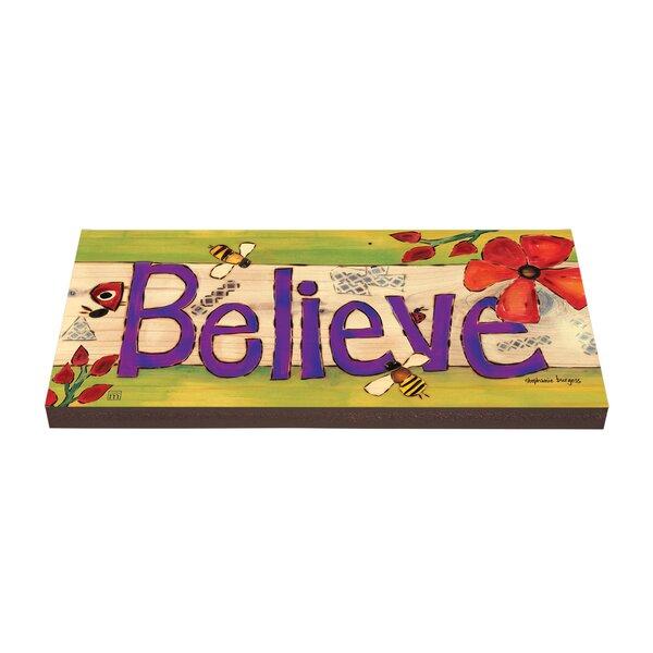 Believe Stepping Stone by Studio M