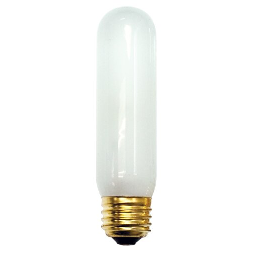 40W Frosted 130-Volt (2700K) Incandescent Light Bulb (Set of 25) by Bulbrite Industries