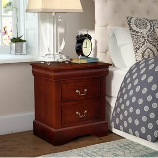 Great Price Homestead 2 Drawer Nightstand By Three Posts