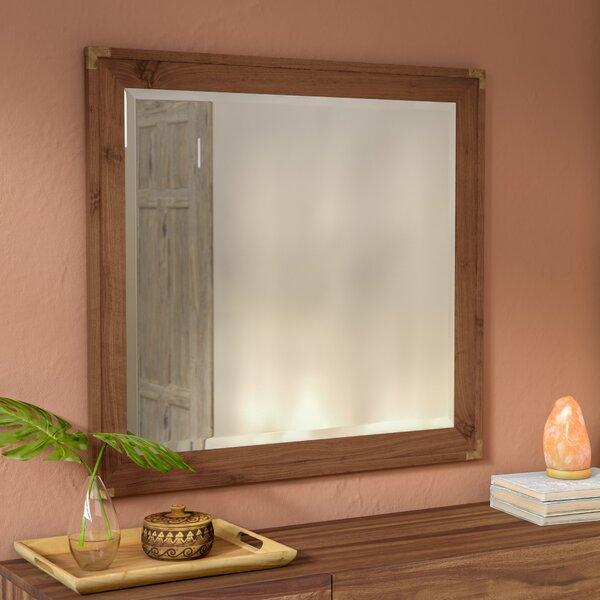 Destiny Beveled Glass Rectangular Dresser Mirror by World Menagerie