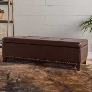Lemire Storage Bench by Charlton Home