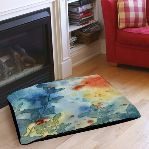 Color Play 1 Indoor/Outdoor Pet Bed by Manual Woodworkers & Weavers