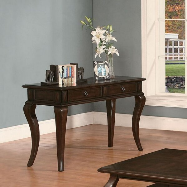 Andrew Home Studio Brown Console Tables