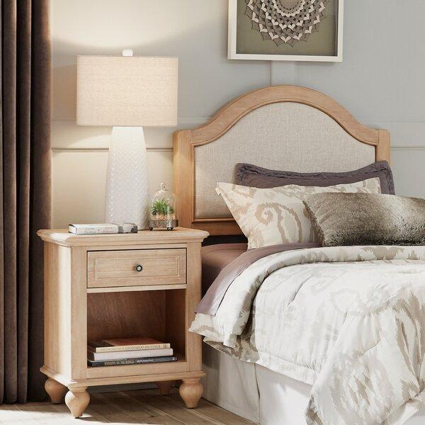 Jerkins Panel 2 Piece Bedroom Set by Alcott Hill