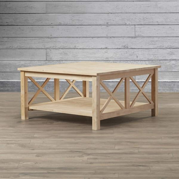 Cosgrave Coffee Table With Storage By Beachcrest Home