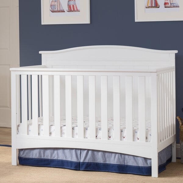 Bennett 4-in-1 Convertible Crib by Delta Children