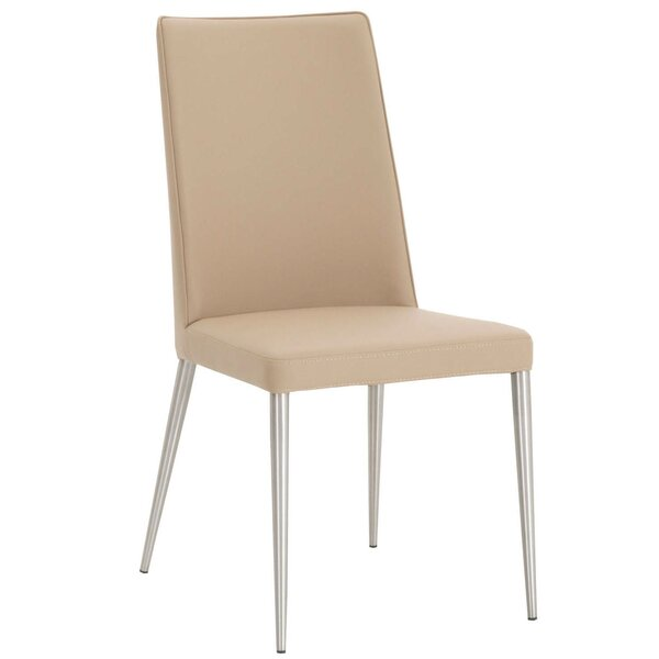 Williams Synthetic Upholstered Dining Chair (Set of 2) by Orren Ellis