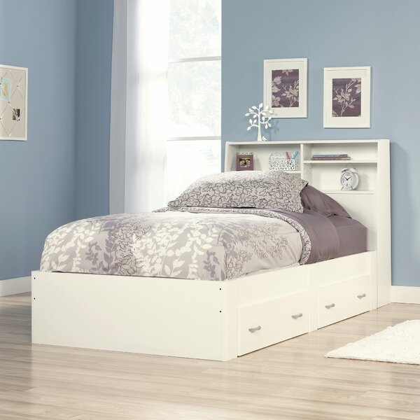 Sitton Twin Storage Platform Bed with Drawers by Harriet Bee